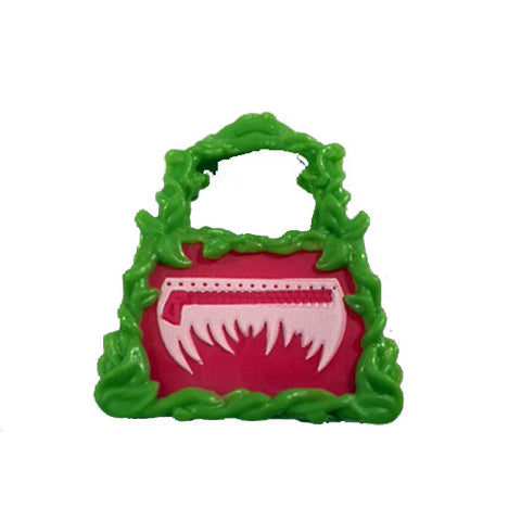 Monster High - Venus McFlytrap - I heart Fashion Purse - Theblankflank - 1