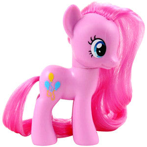 "My Little Pony 4"" Brushable - Pinkie Pie - OOB - Theblankflank"