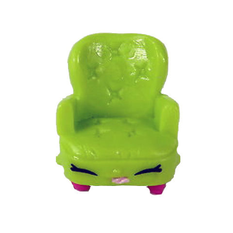 Shopkins Season 4 - Comfy Chair 4-042 - Theblankflank