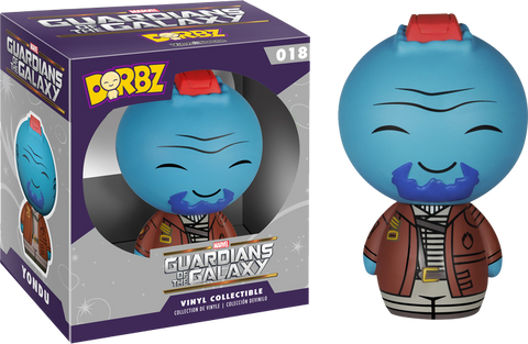 Funko Guardians of the Galaxy Yandu Dorbz Figure - Theblankflank