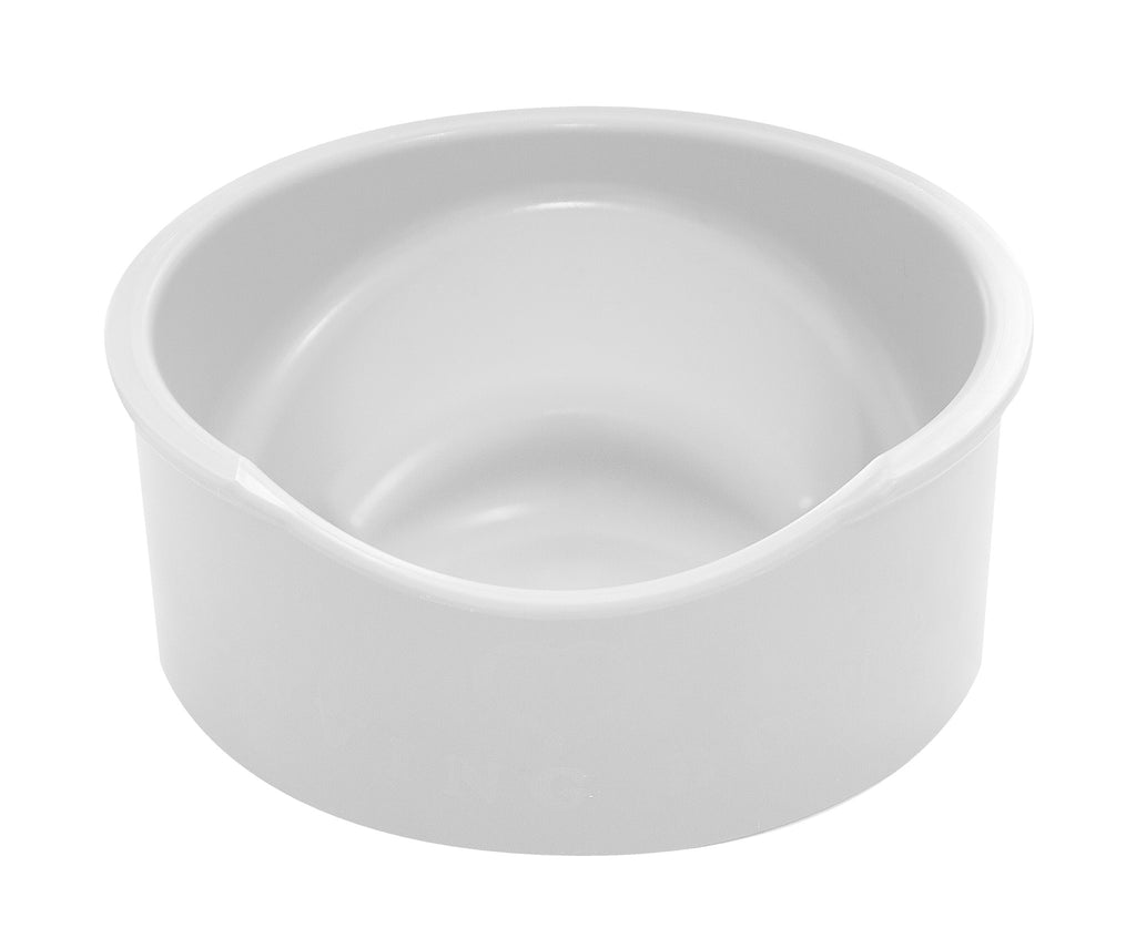 Enhanced Plastic Pet Bowl