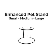 Load image into Gallery viewer, Enhanced Pet Stand