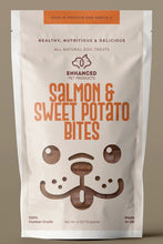 Load image into Gallery viewer, EPP Treats Campaign: Salmon & Sweet Potato Bites 3-PACK (Amazing Deal!)
