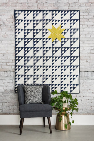 Northern Star Quilt Pattern