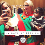 12 Days of Christmas of Serving with AC