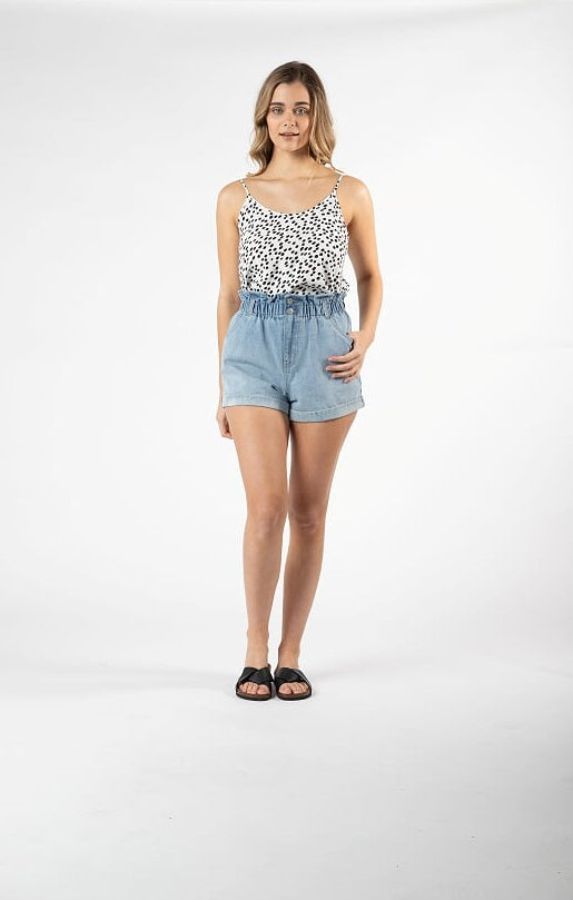 SCANDI PAPERBAG SHORTS