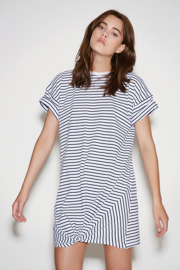 Recharge Stripe Dress