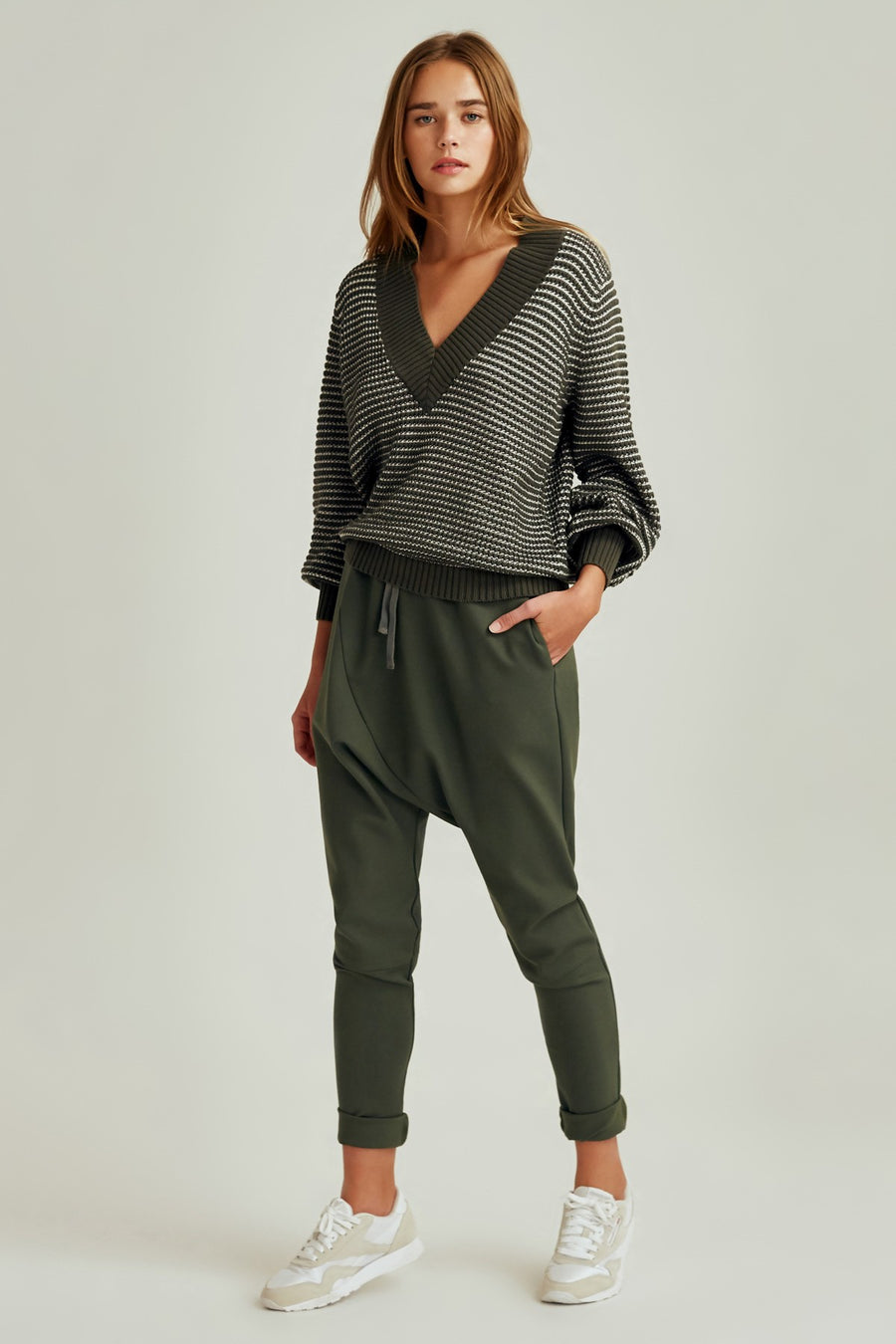 Hideout Pant in Deep Sage
