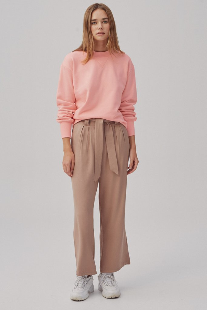 Recall Jumper in Candy Pink