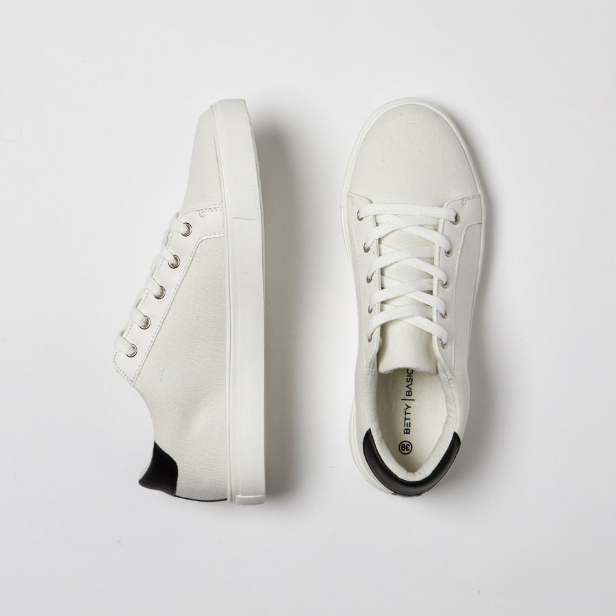 EXPLORATION SNEAKER - OFF WHITE