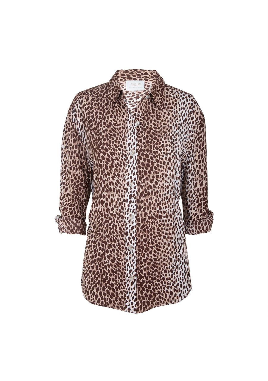 Nico Animal Print Shirt