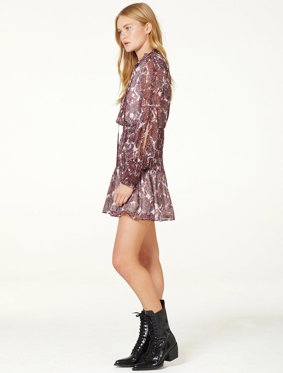 Stevie May Persian Chic Mini Dress