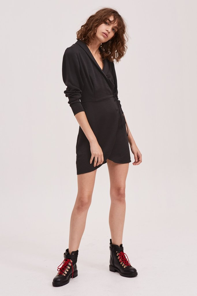 TONIC LONG SLEEVE DRESS