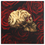 Morbid Beauty Canvas