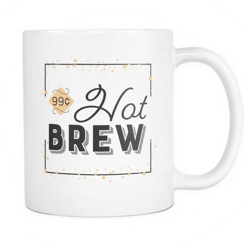 Hot Brew 11oz Mugs