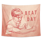 Beat The Day Tapestry