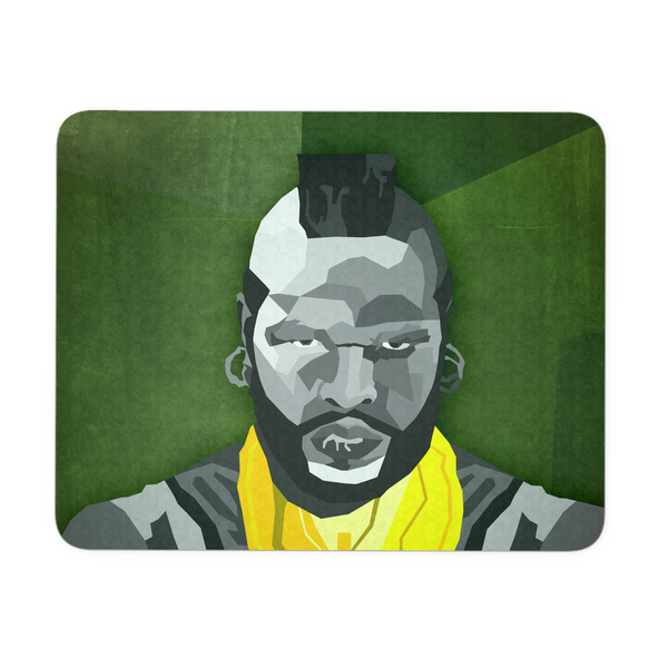WPAP - Mr. T Mousepad