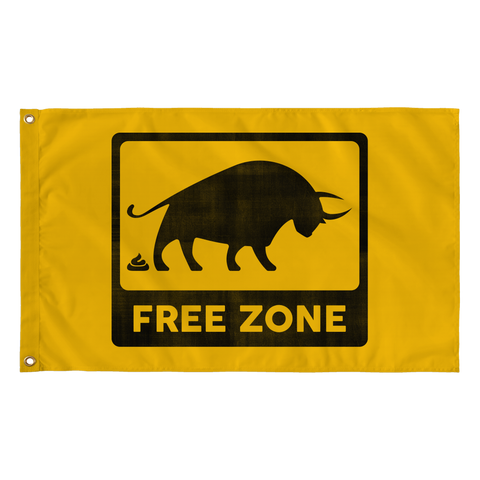 BS Free Zone Flag