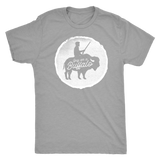 Guy On A Buffalo Tee