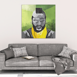 WPAP Canvas - Mr. T