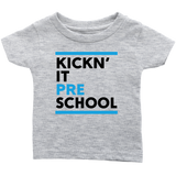 Kickn' It Pre-School - Black & Blue