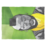WPAP - Mr. T Fleece Blanket