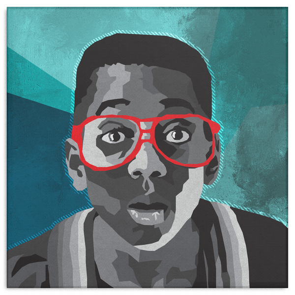WPAP Canvas - Urkel