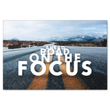 Focus Motivational Canvas