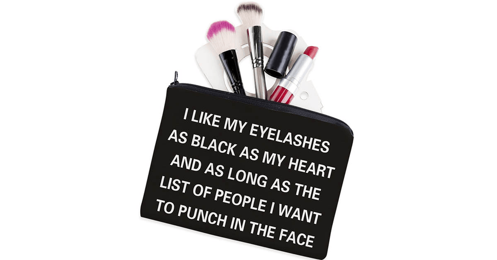Awesome Make Up Bag