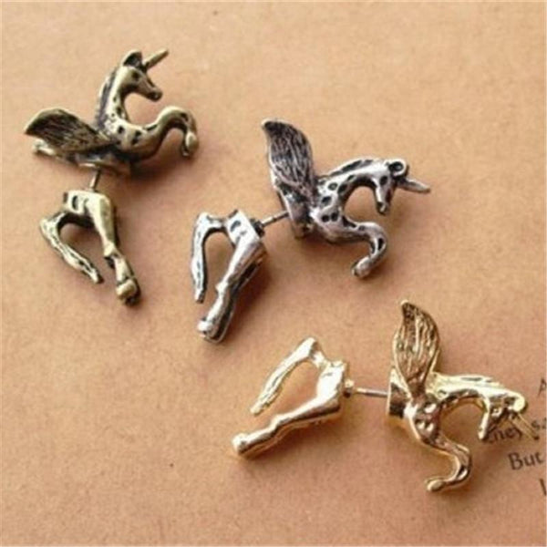 Free Unicorn Earrings - Just Pay Shippiing