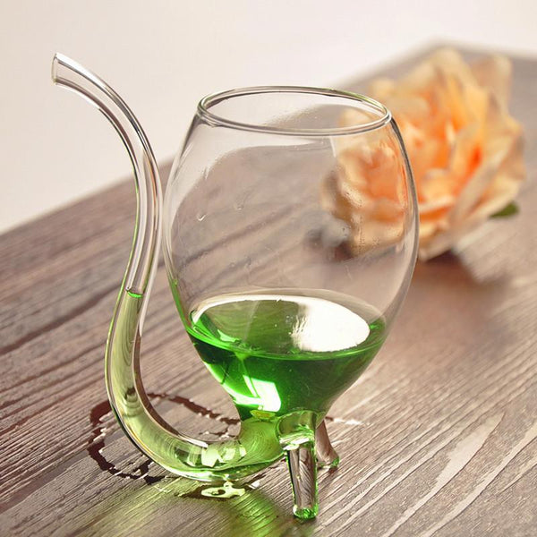 Wine glass mug novelty Creative funny