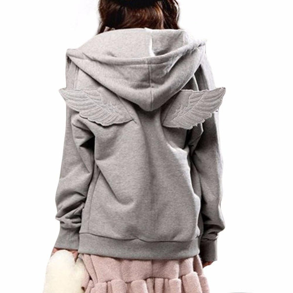 Beautiful Angle Wings Hoodie