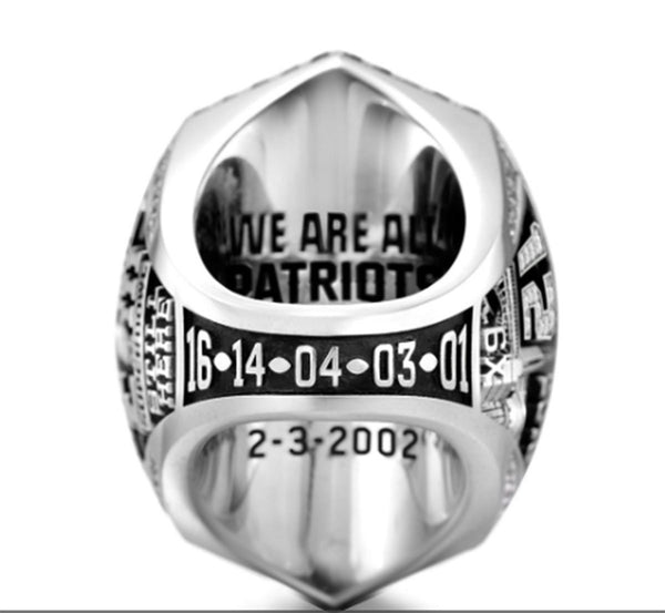 The Official 2018 Ring.