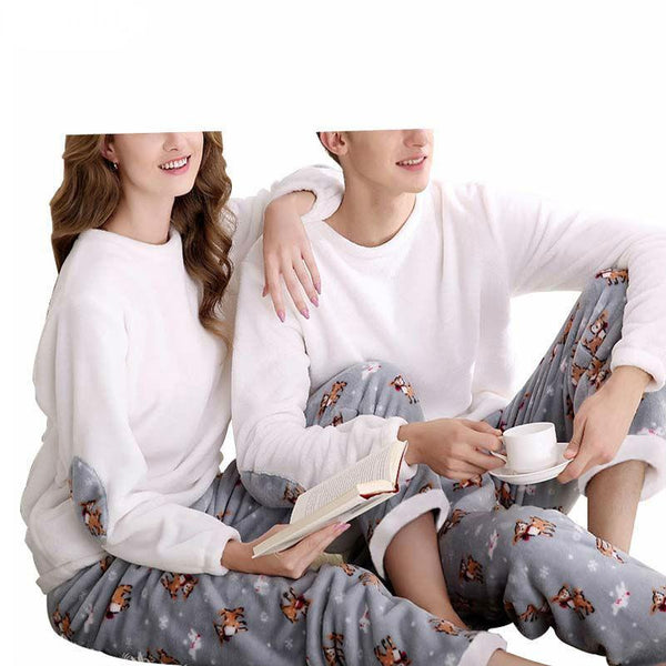 Couple Pajama Sets (Available in Plus Sizes)
