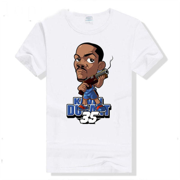 NBA Well Known Star 35 T-Shirt