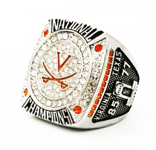 2019 Virginia Basketball Ring