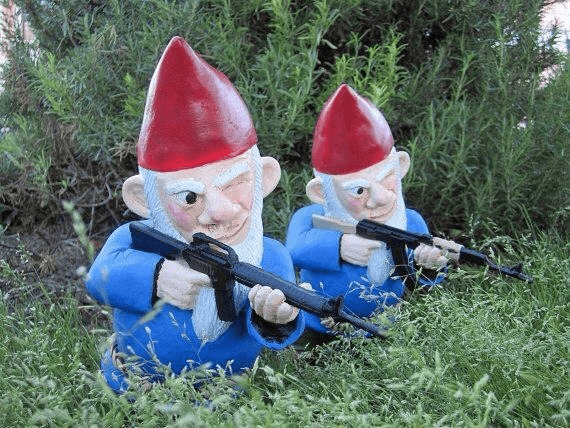 Awesome Gnomes For Your Garden 😮