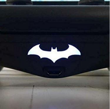 PS4 Controller Batman LED Skin Decal