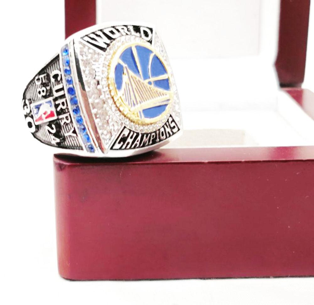 HOT NEW ITEM🔥! Brand NEW 2018 Finals Ring/WITH Free Wooden Display BOX 😮