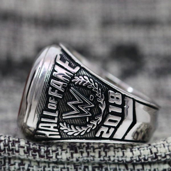2018 Hall Of Fame Championship Ring