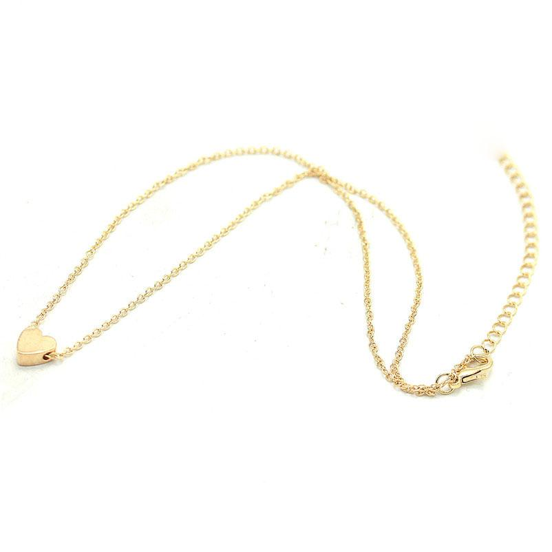 540eac6b535 ADOLPH Star Jewelry Cute Heart Love Simple Choker Necklace Statement Chain  Boho Pendants Necklaces Bijoux Female Hot Sale Gift