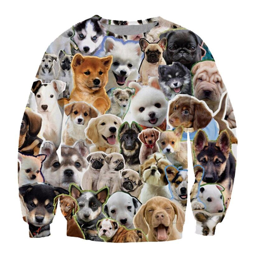 Unisex Dog Sweater