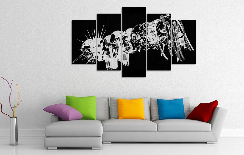 Slipknott Wall Canvas