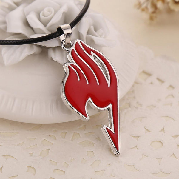 Charming Jewelry Alloy Fairy Tail Guild Sign Pendant Necklace