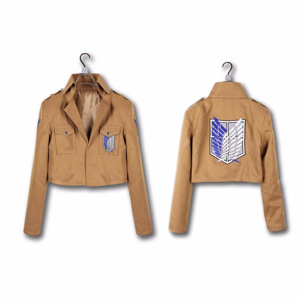 Cool Attack On Titan Jacket