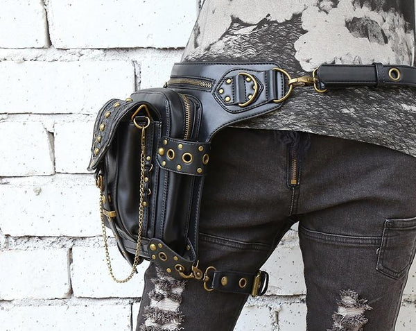 Cool, Sexy, Unique Custom Made Hybrid Purse & Fanny Pack