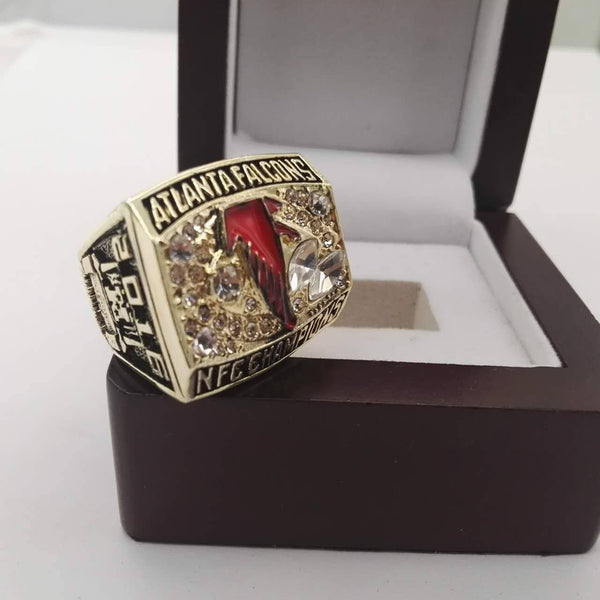 2016 Falcons NFC Ring