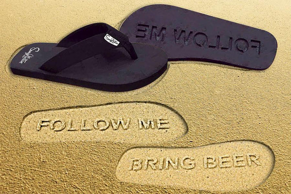 Awesome Flip Flops