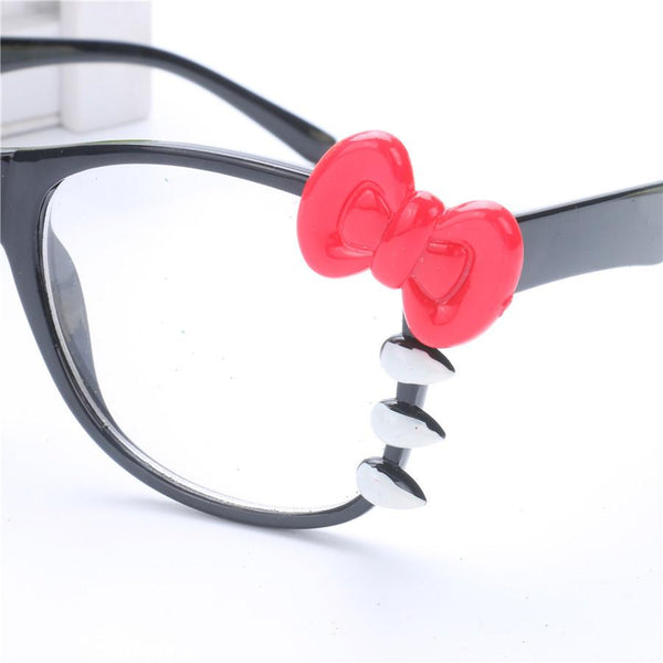 Awesome Hello Kitty Glasses