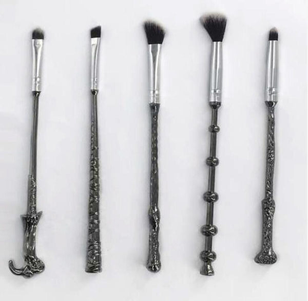 5PCS/PACK Harry Potter Wand Makeup Brushes